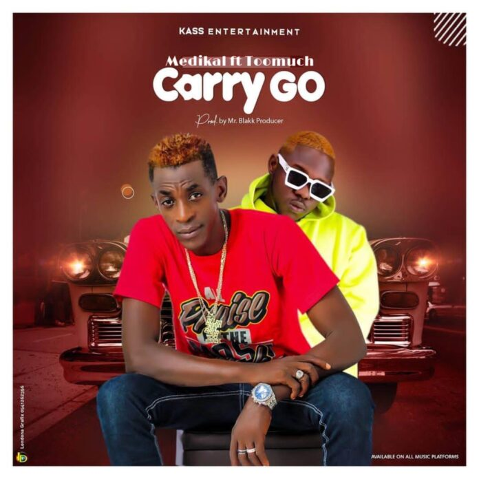 Medikal x Too Much – Carry Go